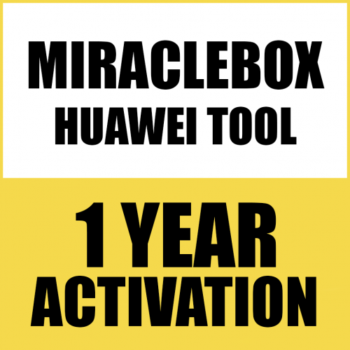 HUAWEI TOOL ACTIVATION FOR MIRACLE BOX/THUNDER