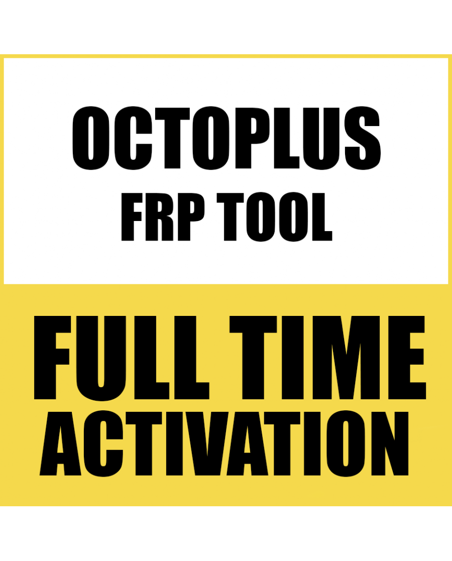 OCTOPLUS FRP TOOL ACTIVATION FOR OCTOPUS/MEDUSA BOX