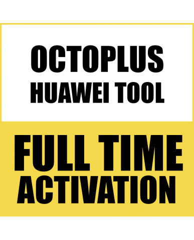 OCTOPLUS HUAWEI TOOL ACTIVATION FOR OCTOPUS/MEDUSA BOX