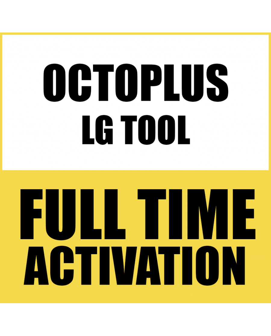 OCTOPLUS LGTOOL ACTIVATION FOR OCTOPUS/MEDUSA BOX