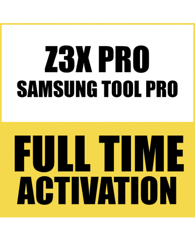 SAMSUNG TOOL PRO ACTIVATION FOR Z3X BOX