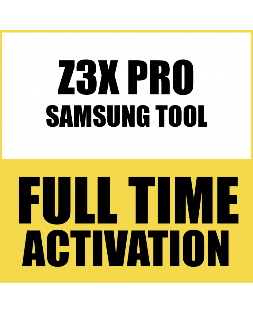 SAMSUNG TOOL ACTIVATION FOR Z3X BOX
